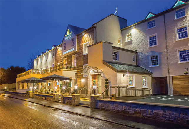 Featured Image for Busby Hotel