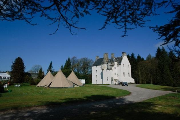 Featured Image for Tullibole Castle