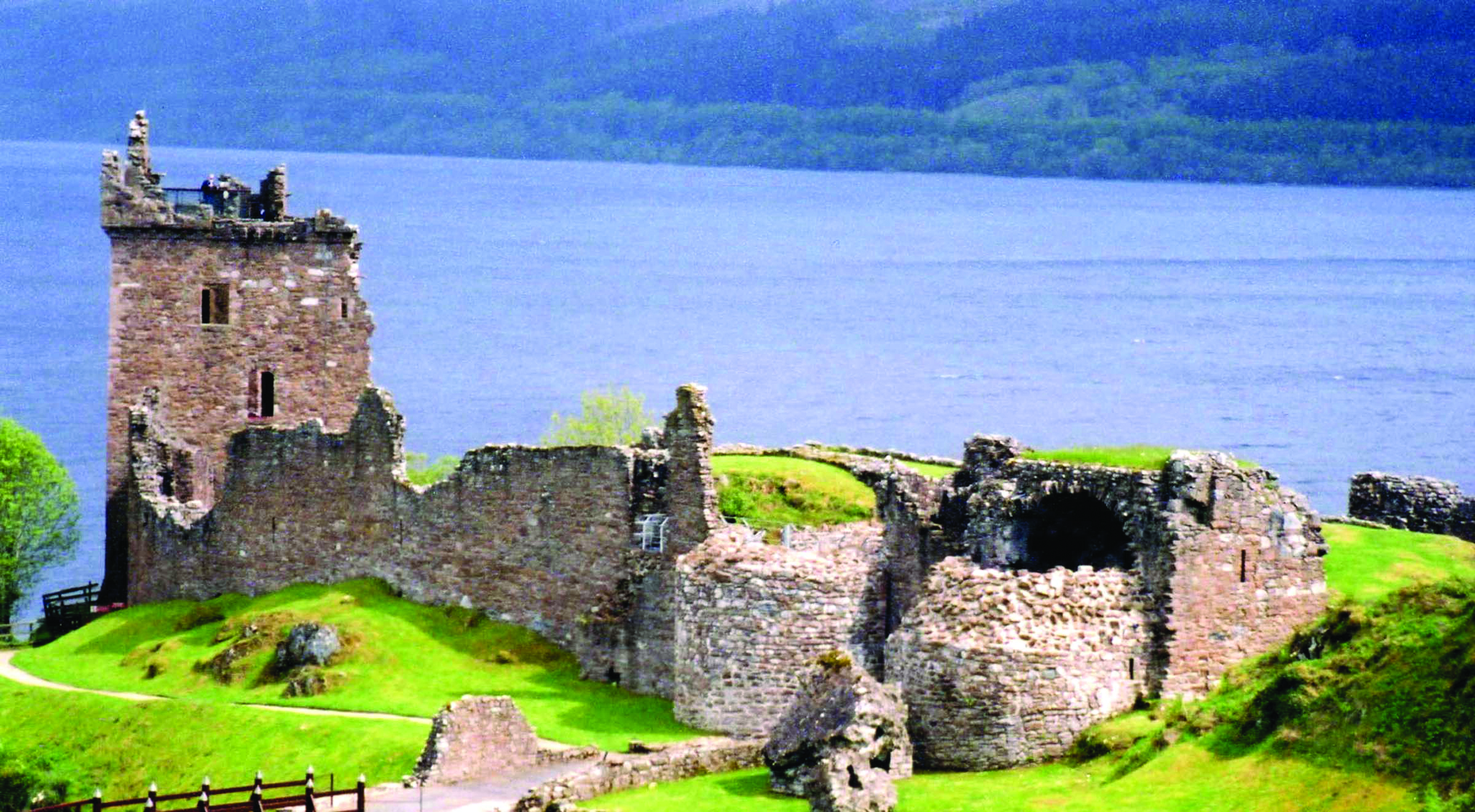 Featured Image for Urquhart Castle