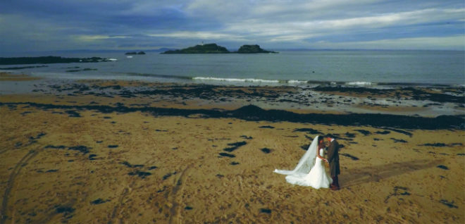 Featured Image for Setting the Scene: Real Couples' Wedding Films