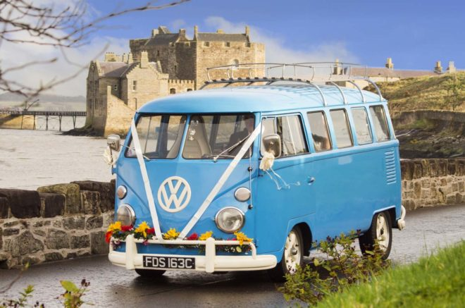 Featured Image for Vintage VW Campers