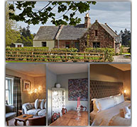 Featured Image for Fasque Castle Holiday Cottages