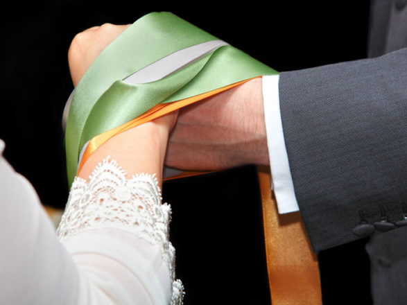 Featured Image for The Meaning Behind Handfasting