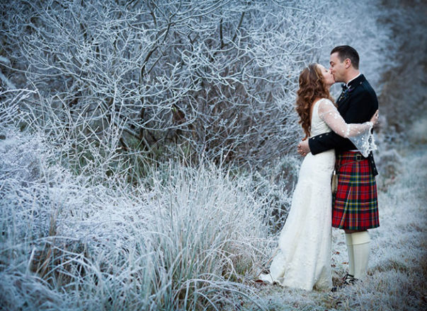 Featured Image for Intimate Highland Wedding at The Plockton Hotel, Cromarty
