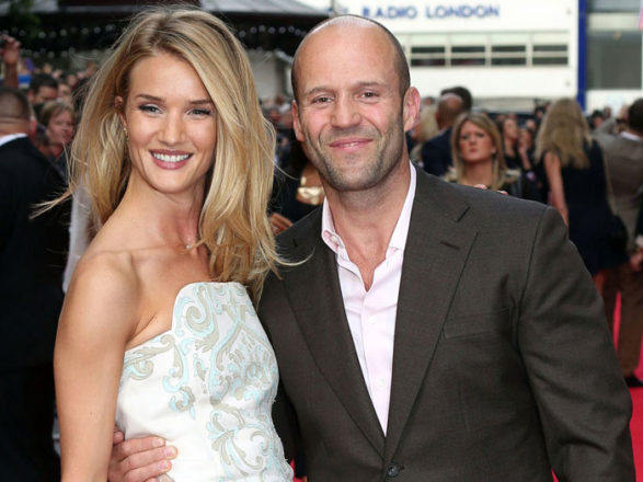 Featured Image for Rosie Huntington-Whiteley and Jason Statham confirm engagement