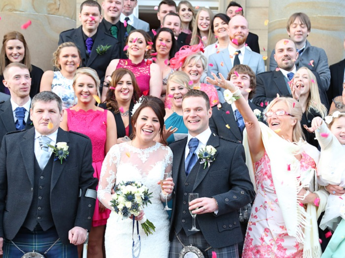 Featured Image for Tradition with a Twist at Beautiful Balbirnie House, Markinch