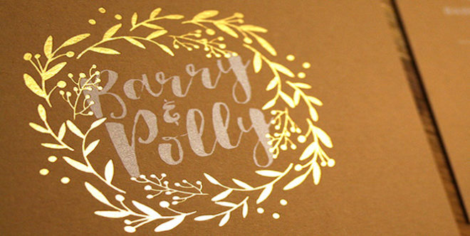 Featured Image for Barry Talks… Designing Your Own Wedding Stationery