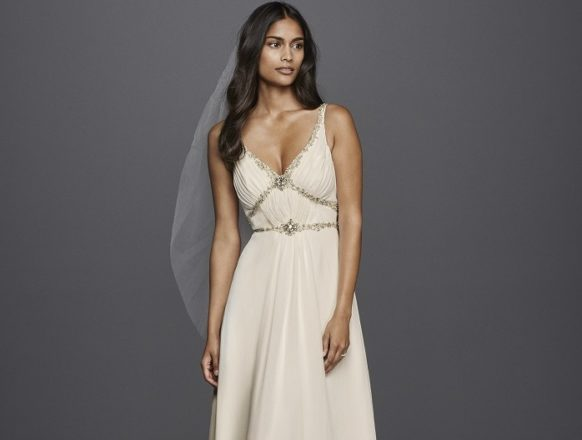 Featured Image for Jenny Packham Launches Affordable Collection Exclusive to David's Bridal