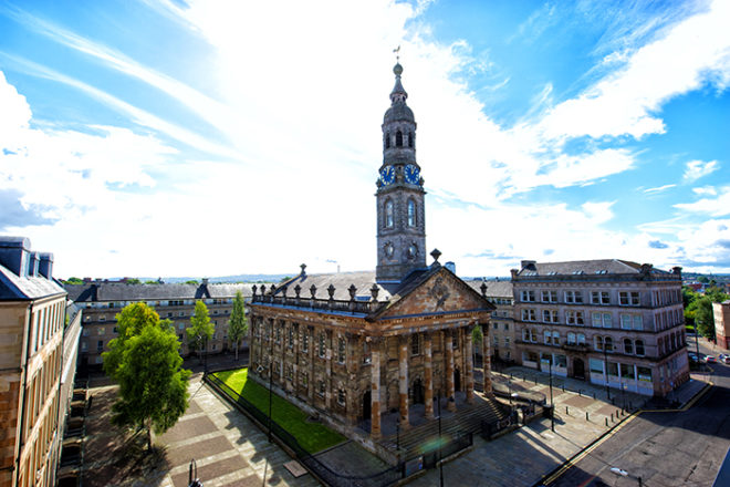 Featured Image for Glasgow wedding venue St Andrew's in the Square to shut