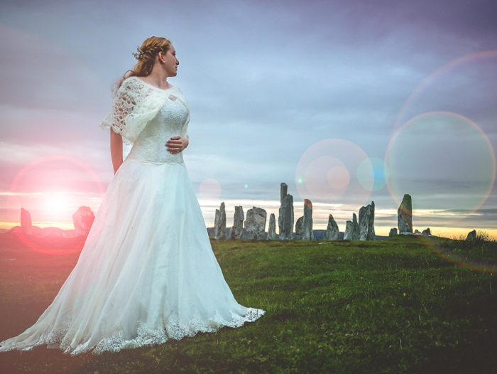 Featured Image for A Trash the Dress Campervan Tour of Scotland