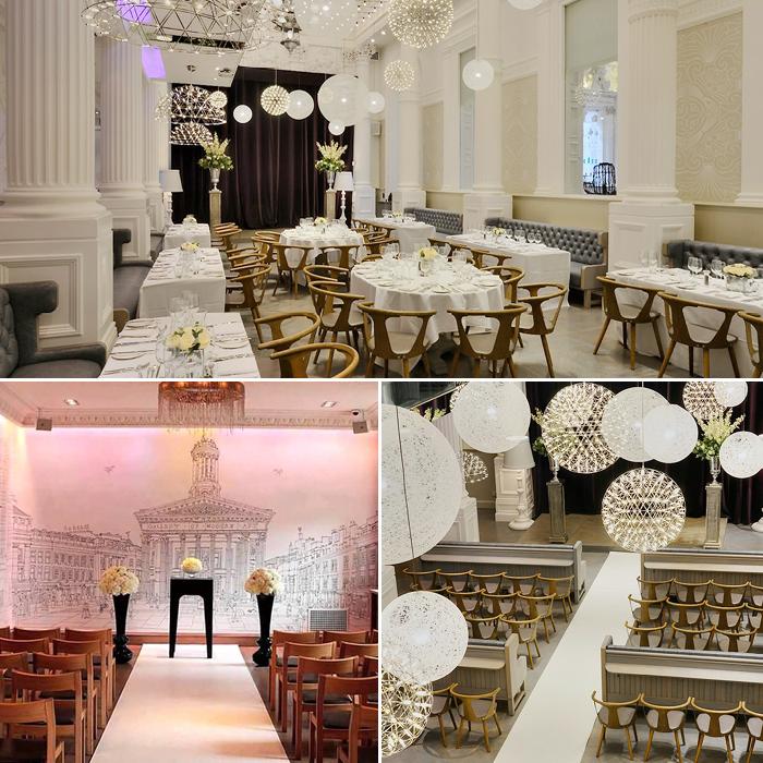Corinthian Club Glasgow wedding venue