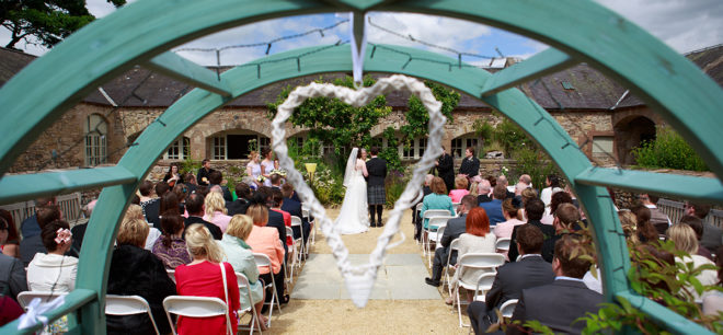 Featured Image for Relaxed + Rustic Country Wedding at Wedderburn Barns, Duns