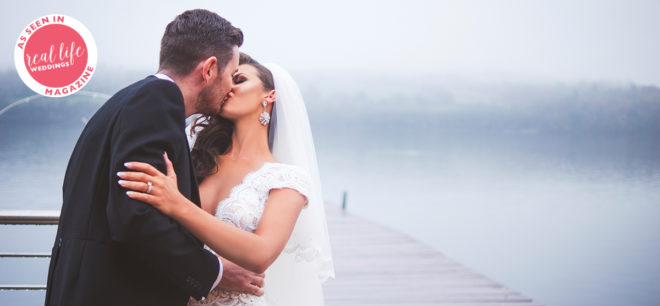 Featured Image for A Fairytale Wedding Day at Duck Bay Hotel, Loch Lomond