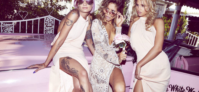 Featured Image for Missguided Launch Affordable Bridalwear Brand Missbrided