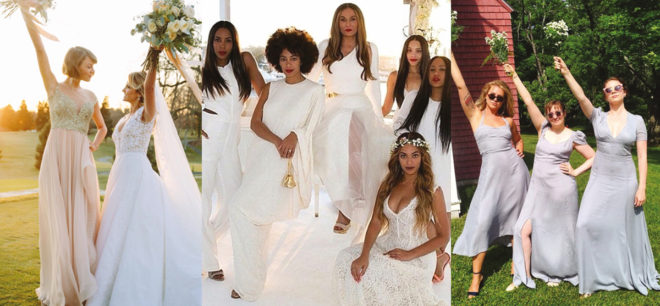 Featured Image for Celebrity Bridesmaids: Steal Their Style