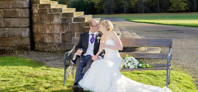 Featured Image for Traditional + Personal Wedding at Grand Hopetoun House, Queensferry