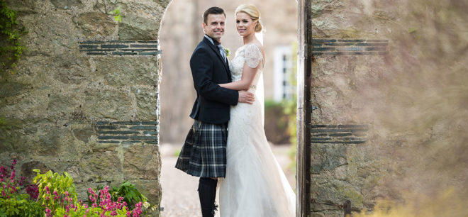 Featured Image for A Romantic + Elegant Wedding at Stunning Greywalls, Gullane