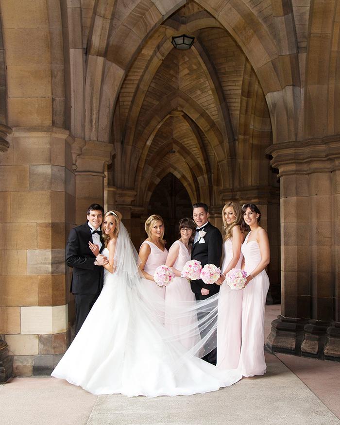 Glasgow Wedding Mar Hall Golf And Spa Resort