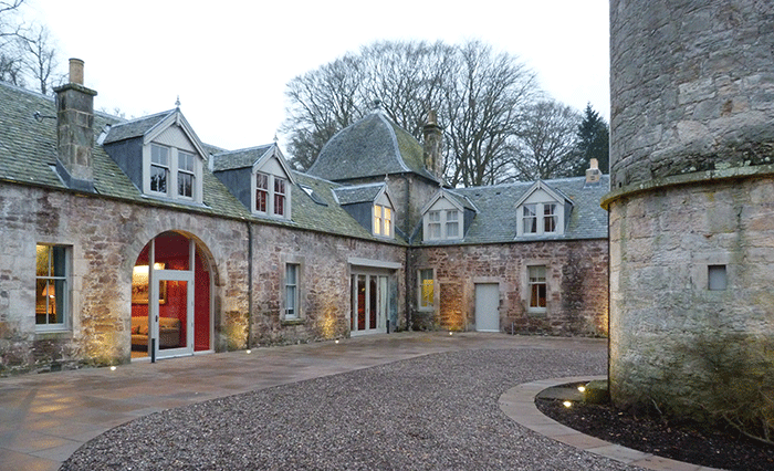 Featured Image for The Coach House & Spa on Kinross House Estate