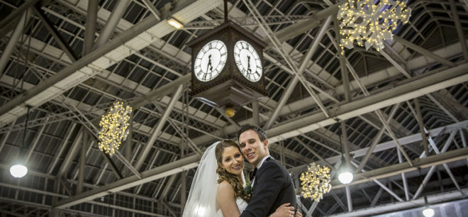 Featured Image for Glittering Jewish Wedding Celebration at The Grand Central Hotel, Glasgow