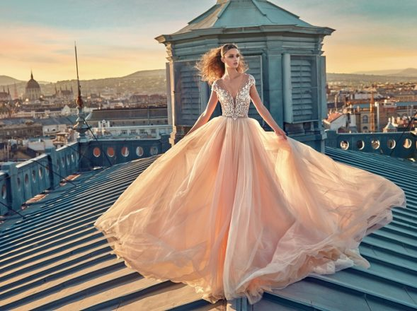 Featured Image for Kavelle Couture Launches Designer Galia Lahav in Edinburgh Boutique