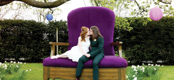 Featured Image for Quirky + Intimate Wedding at Prestonfield House, Edinburgh