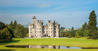 Featured Image for Cluny Castle
