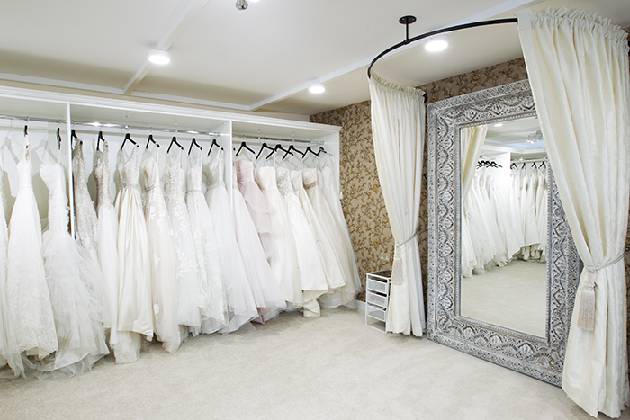 June Brides Glasgow first opened the boutique doors in 1989.