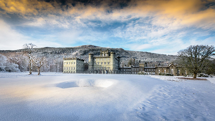 Featured Image for Taymouth Castle