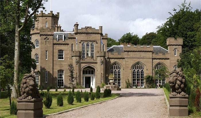 exterior - Drumtochty Castle