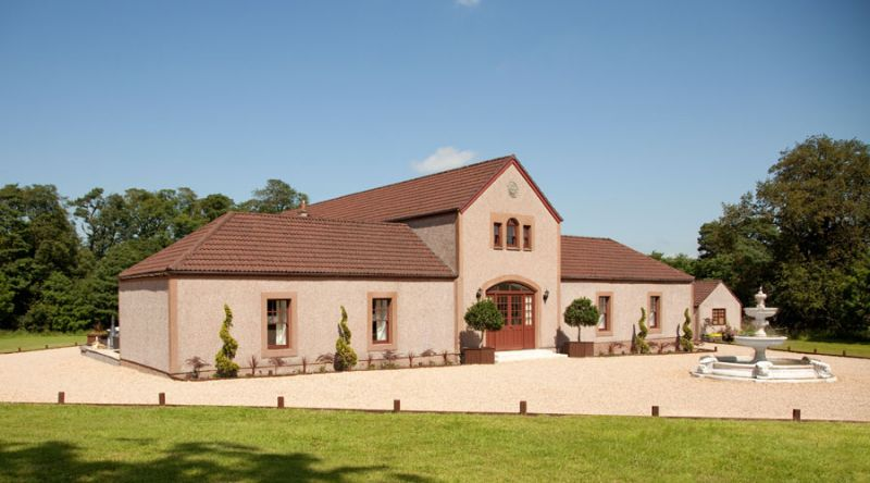 Glenbervie House Estate The Coach House Hen Weekend Scotland
