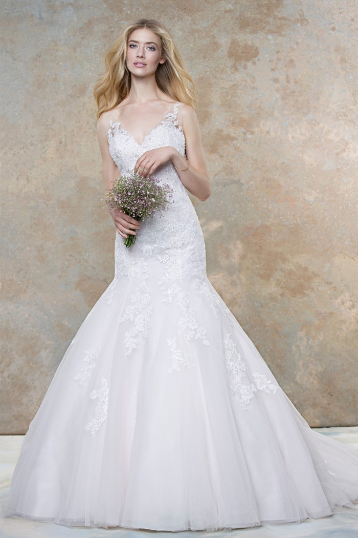 Ellis Bridal is popular with many of June Brides' brides-to-be.