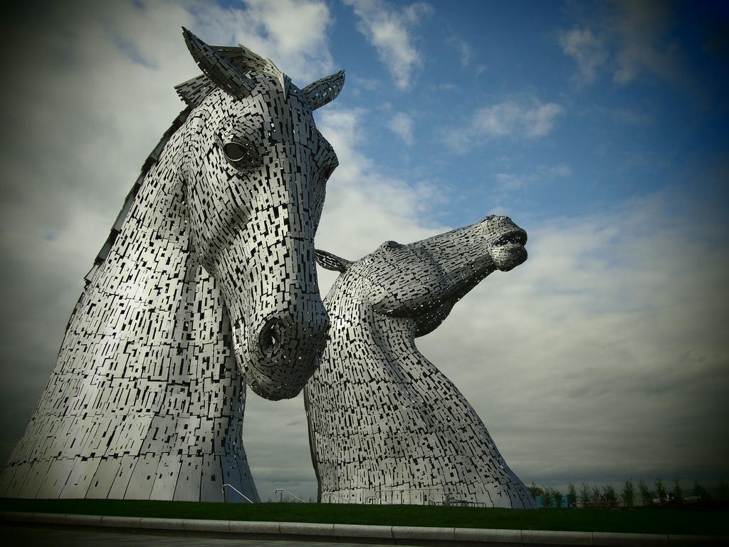 The Kelpies Hen Weekend Scotland