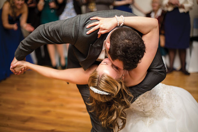 Featured Image for MacLaurin Weddings
