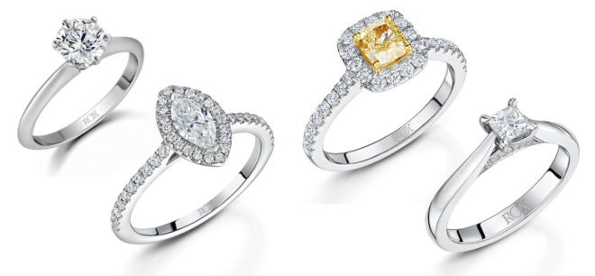 Featured Image for Choosing your engagement ring together