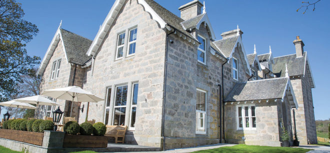 Featured Image for SWD visits: Muckrach Country House Hotel [Review]