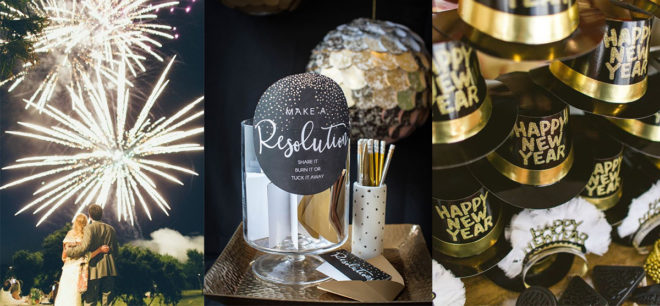 Featured Image for 19 New Year's Eve wedding theme ideas you'll love