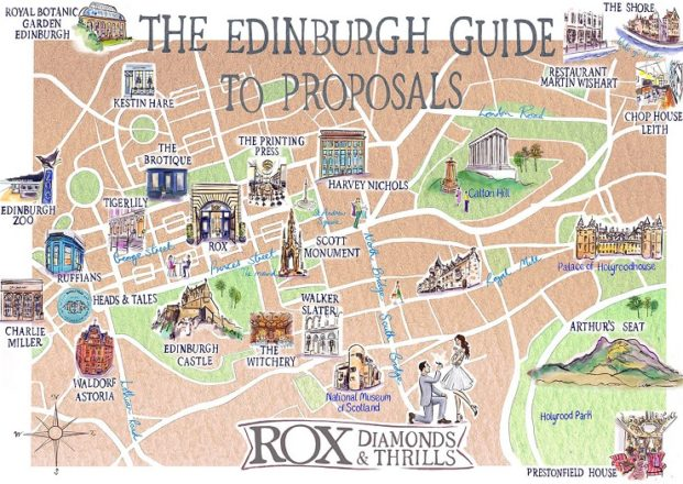 Featured Image for ROX guide to planning your proposal in Edinburgh