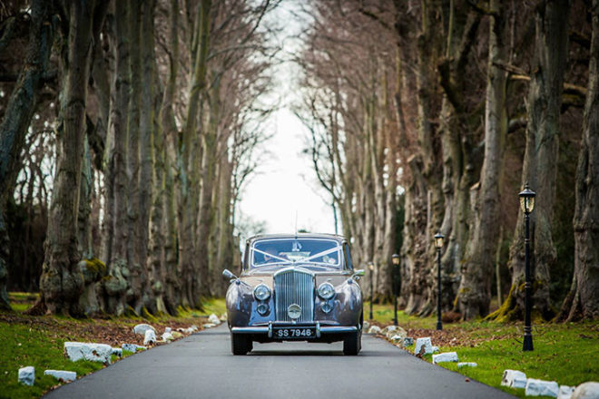 Featured Image for Your guide to booking wedding transport