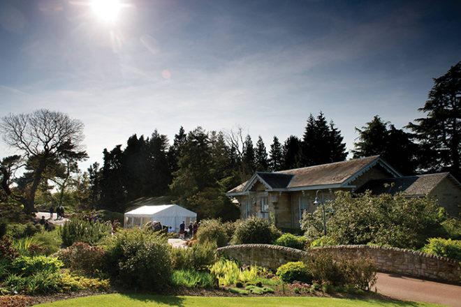 Featured Image for The Royal Botanic Garden - Edinburgh