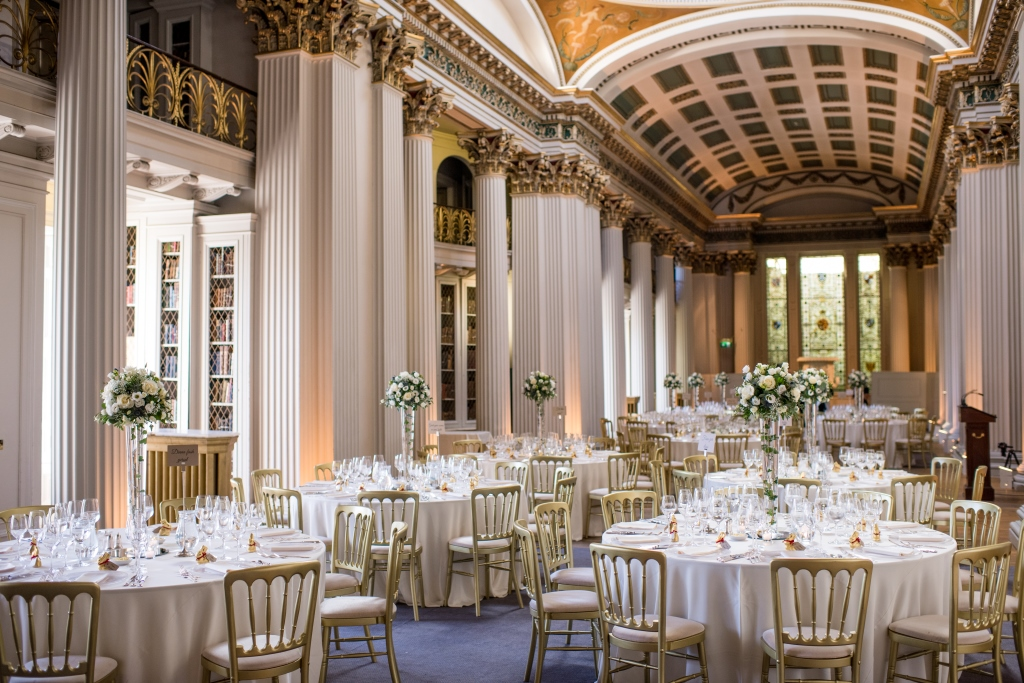 Featured Image for The Signet Library Wedding Open Evening