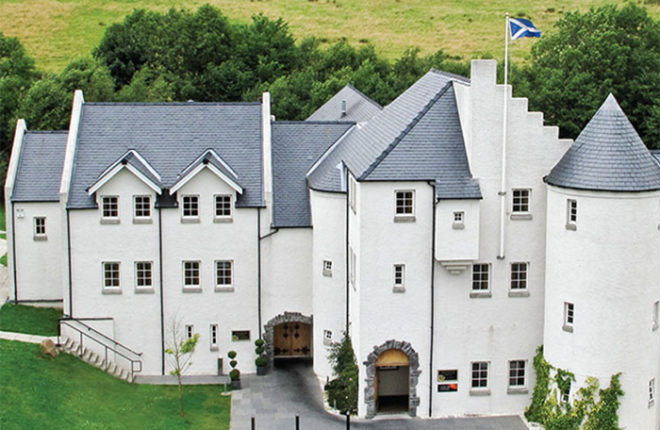Featured Image for Glenskirlie House and Castle offers £1000 discount on Fairytale Package for 2018 weddings