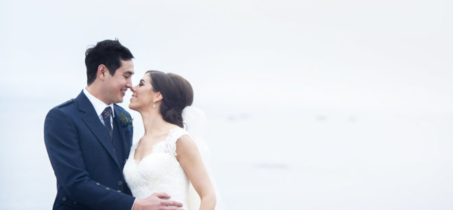 Featured Image for The first ever wedding at The Firth Pavilion at Seamill Hydro, Ayrshire