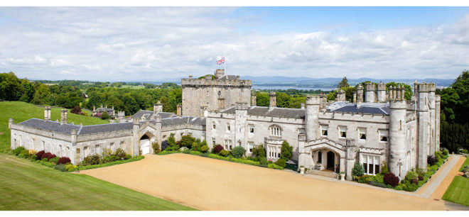 Featured Image for VIDEO: Take a virtual tour of one of Scotland's most iconic venues, Dundas Castle