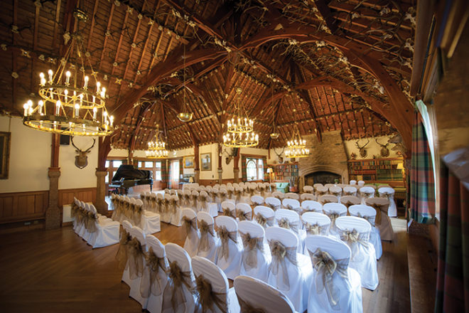 Featured Image for SWD visits: Glen Tanar Ballroom [Review]