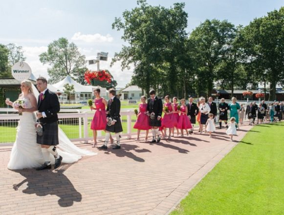 Featured Image for Popular venue Hamilton Park Racecourse reveals stunning £800,000 makeover