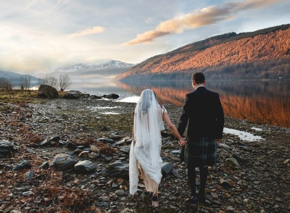 Featured Image for How to have an amazing outdoor wedding in Scotland
