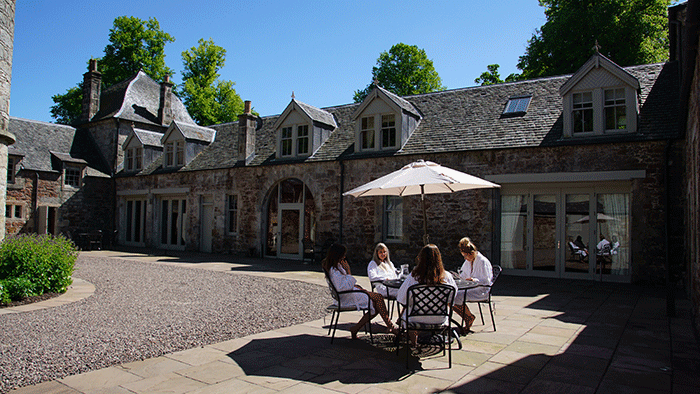 Featured Image for The Coach House Spa on Kinross House Estate