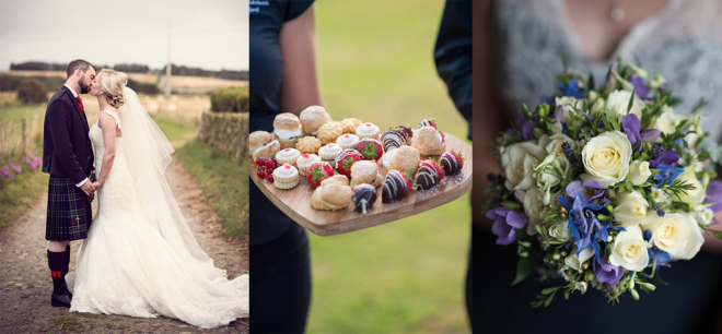 Featured Image for Gorgeous country-themed wedding at Udny Green, Aberdeenshire