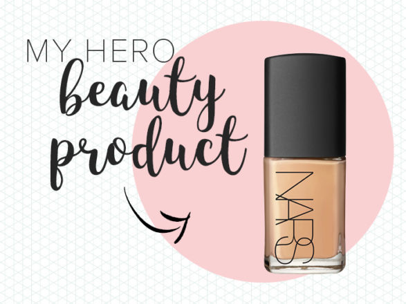 Featured Image for My hero beauty product - Natalie Mackenzie Makeup Artist/Hairstylist